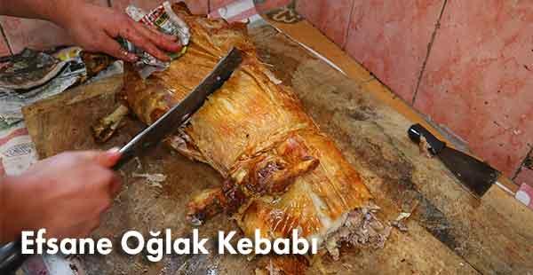 Oğlak Kebabı